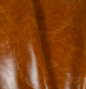 Antique pull up leather brown
