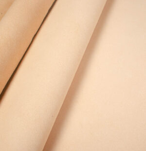 Vegetable tanned split lining leather