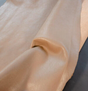 light fawn leather shoulders