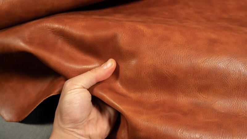 antique brown vachetta